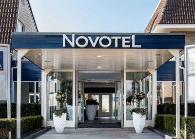 Novotel Breda Eingang