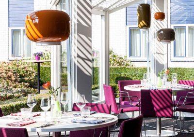 Hotel Novotel Breda Restaurant