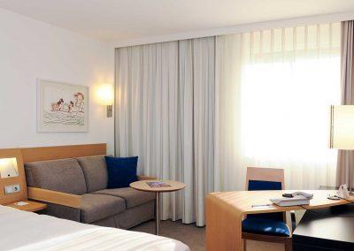 Novotel Breda Superior Zimmer
